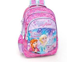 Disney Frozen Frost Anna Elsa Skolväs.. (318549704) ᐈ EurekaShop på ... e13aa6e8e1c14