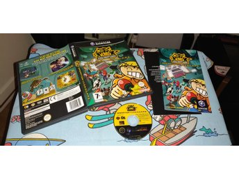 Codename: Kids Next Door – Operation: V.I.D.E.O.G.A.M.E. till GameCube! 1kr