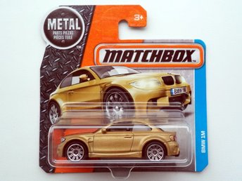 Matchbox - BMW 1M
