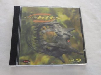 CD - Mr Music hits, 9-1998 - Fint skick