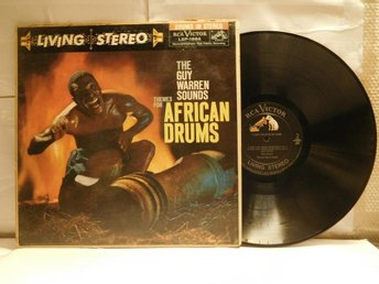 GUY WARREN SOUNDS - THEMES FOR AFRICAN DRUMS
