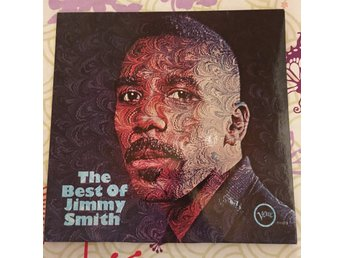 LP - Jimmy Smith - Best of - Verve - EX