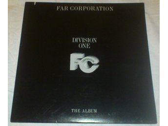 "FAR CORPORATION - DIVISION ONE The Album (LP, 12"") ATCO Records [90543-1]"
