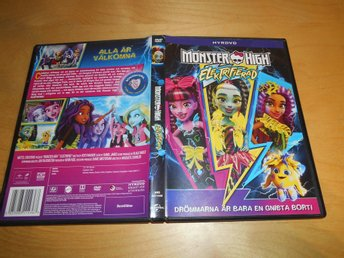 DVD - MONSTER HIGH
