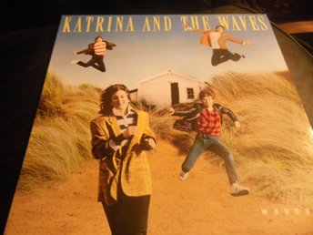 katrina and the waves-waves lp