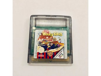 Wacky Races (UKV / Game Boy Color)