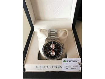 Certina ds podium automatic  C001.427.11.057.01 Chronograf