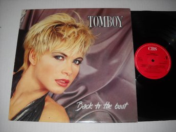 "Tomboy ""Back To The Beat"""