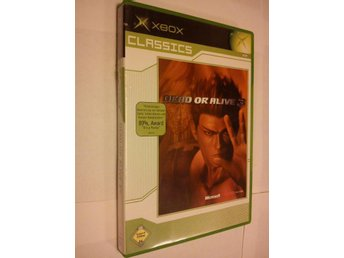 Xbox : Dead or Alive 3 (III)