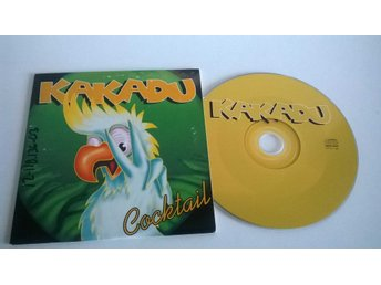Cocktail - Kakadu, single CD