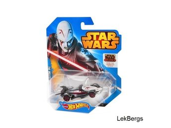 HOT WHEELS Star Wars The Inquisitor