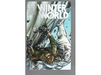 Winter World #5 - IDW