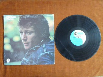 MICHAEL PARKS,  CLOSING THE GAP,  LP, LP-SKIVA