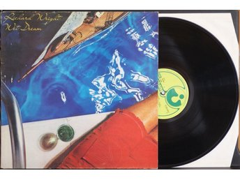 Richard Wright – Wet Dream – LP - Norrahammar - Richard Wright – Wet Dream – LP - Norrahammar