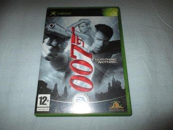 007 EVEYTHING OR NOTHING - FULLT KOMPLETT - XBOX - Luleå - 007 EVEYTHING OR NOTHING - FULLT KOMPLETT - XBOX - Luleå