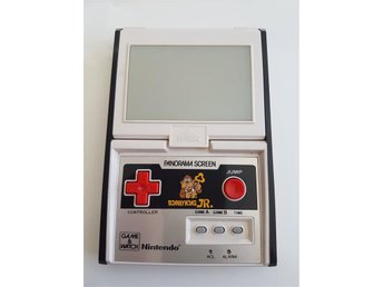 Nintendo game & watch panorama screen  Donkey kong jr