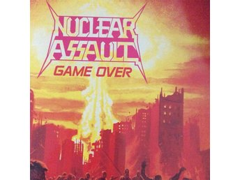 Vinyl Nuclear Assault – Game Over