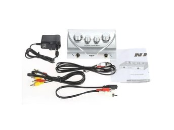 Karaoke Sound Mixer 2 mikrofoner. NYTT! - Bjärnum - Karaoke Sound Mixer 2 mikrofoner. NYTT! - Bjärnum