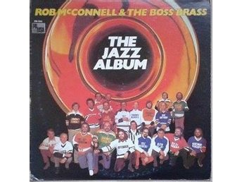 Rob McConnell & The Boss Brass title* The Jazz Album* US LP