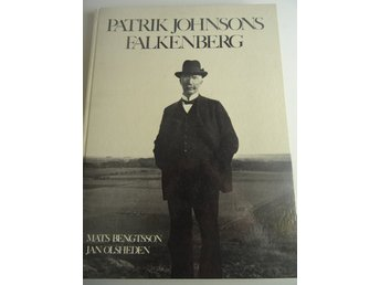 Patrik Johnsons Falkenberg :fotobok