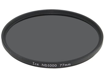 ND1000 Filter 10 Stop Neutral Density 77mm