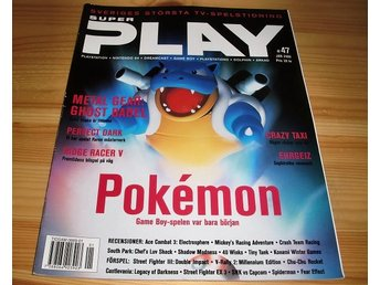 Spelmagasin: Super Play nr 47