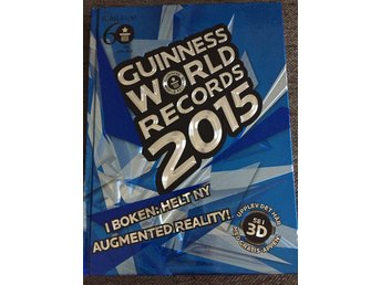 Guinness world records 2015. 60års jubileum 1955-2015