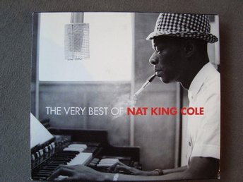 CD-BOX Nat King Cole - The very best of, 2 CD.