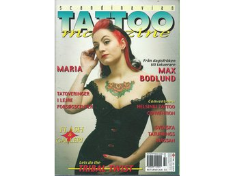 TATTOO MAGAZINE  - NR 32  2004