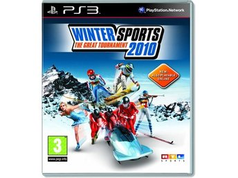 Winter Sports 2010 - The Great Tournament - Playstation 3