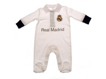 Real Madrid Sovdress 2017 12-18 mån