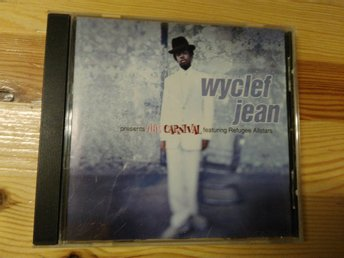Wyclef Jean Featuring Refugee Allstars - The Carnival, CD
