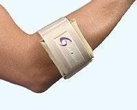 "Gel Band, armband mot ""tennisarm"""