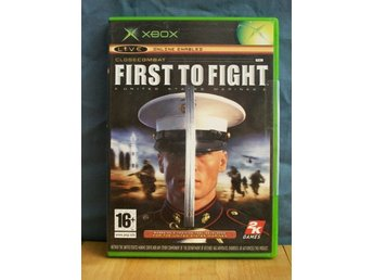 Xbox First To Fight