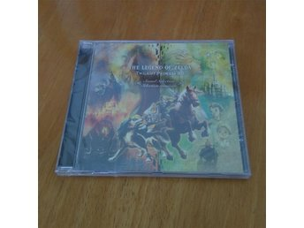 Soundtrack till The Legend of Zelda: Twilight Princess