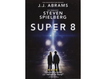 DVD - Super 8 (2011) (Beg)