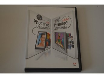 Adobe Photoshop Elements / Adobe Premiere Elements - PC Program