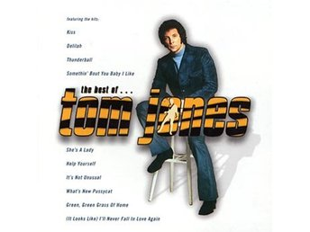 Jones Tom: Best of... (CD)