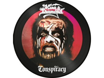 King Diamond -Conspiracy PIC-DISC Metal Blade ltd 2000 copie