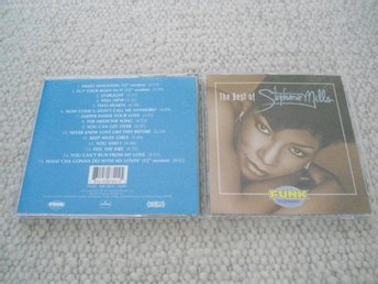 CD : STEPHANIE MILLS : THE BEST OF 1995