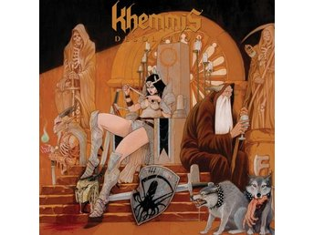 Khemmis: Desolation (Vinyl LP)