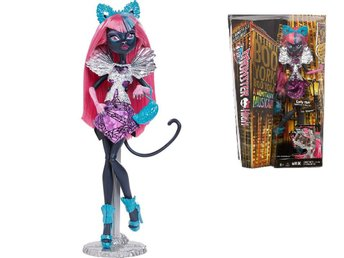 Catty Noir - Boo York - Monster High docka