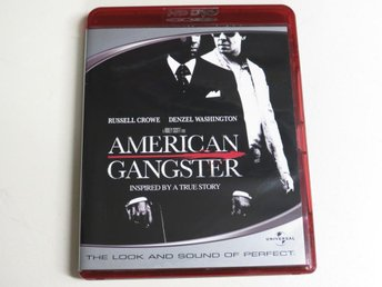 AMERICAN GANGSTER (HD DVD) Russell Crowe