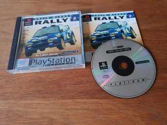COLLIN MCRAE RALLY PS1 BEG