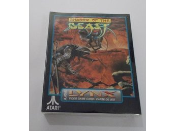 Atari Lynx: Shadow of the Beast! NYTT!