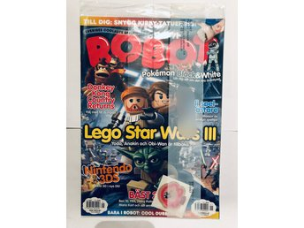 Robot Nr 1 / 2011 Lego Star Wars, Donkey Kong Returns, Nintendo 3DS, Pokémon