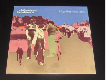 "The Chemical Brothers ""Hey Boy Hey Girl"""