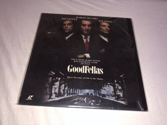 Goodfellas - Widescreen edition - 2st Laserdisc