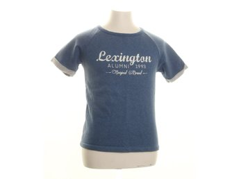 Lexington, T-shirt, Strl: XS, Blå