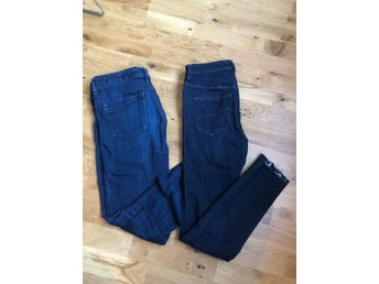 Diesel jeans high waist och express legging